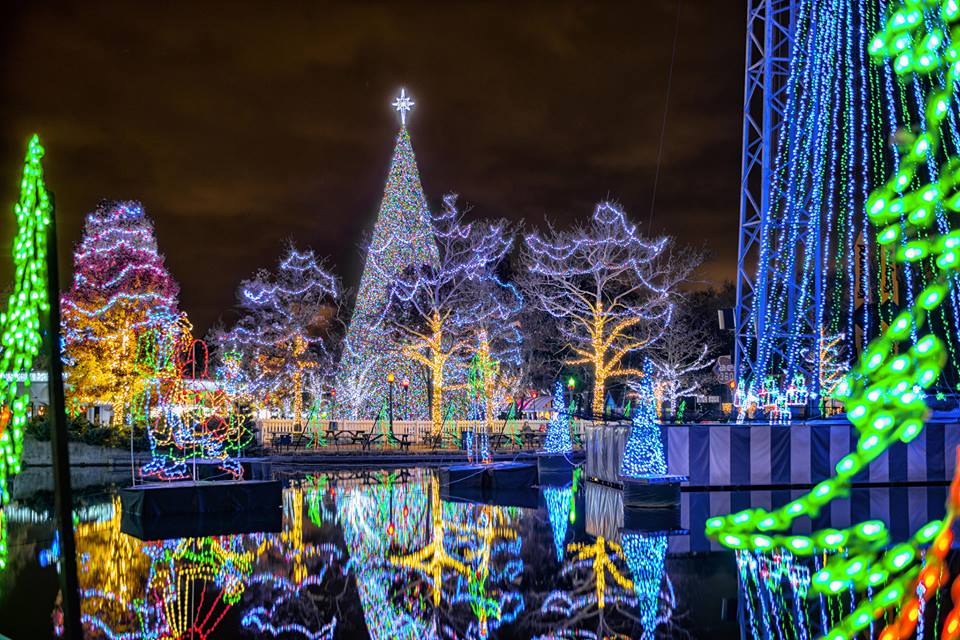 Holiday Lights at Kennywood: The Winter Walk In Pittsburgh That Will ...