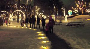 The Winter Walk In Ohio That Will Positively Enchant You