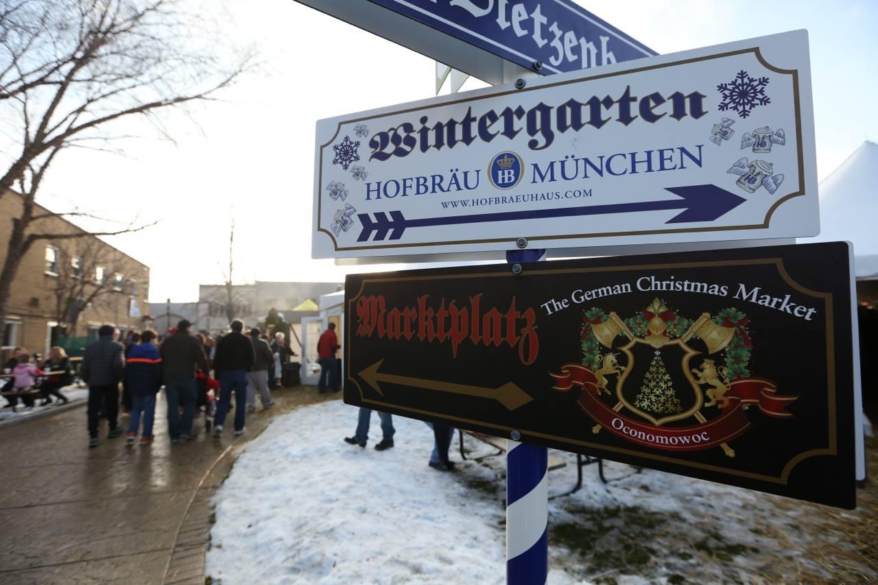 oconomowoc has the best german christmas market in wisconsin - Oconomowoc German Christmas Market