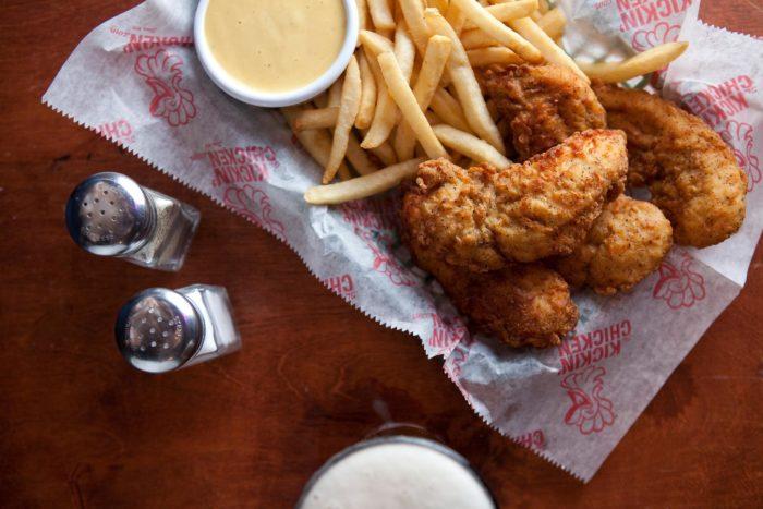 Kickin Chicken Has The Best Wings In South Carolina
