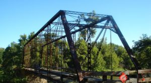 Take A Journey Through This One-Of-A-Kind Bridge Park In Iowa