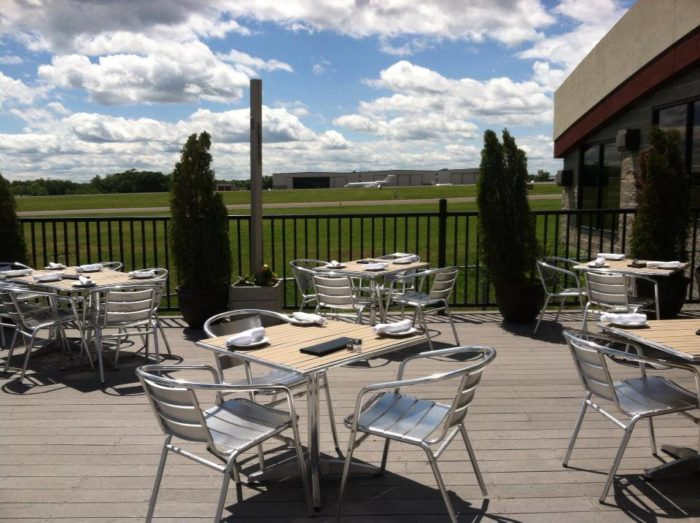 Visit This Airport Restaurant In Connecticut Where You Can