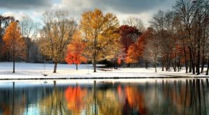 Most People Don't Know This Enchanting Metro Park Near Cleveland Even Exists
