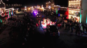 Visit Utah's Christmas Town For The Most Enchanting Night Ever