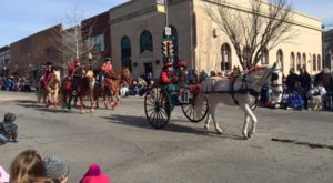 The Christmas Parade In Kansas That Will Enchant You In The Best Way Possible