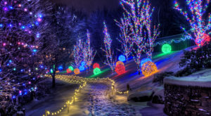 The Winter Walk In Kentucky That Will Positively Enchant You
