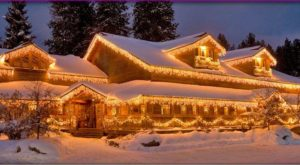 The Magical Place In Idaho Where It's Christmas Year-Round