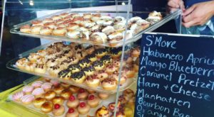 The Quirky Minnesota Bakery That Sells Mini Donuts In Every Flavor Imaginable