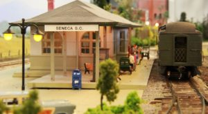 A Visit To This Model Train Museum In South Carolina Is Like Stepping Into A Living Tiny Town