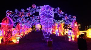 One Of The Most Epic Light Displays In The Country Is Right Here In Arizona