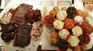 The BBQ Food Challenge In Maryland Where Your Meal Is Free If You Can Eat It All