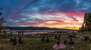 The Hidden Spot In Portland With the Best Sunset Views