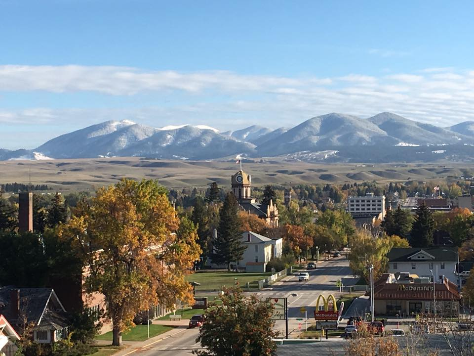 Lewistown The Montana Town That Is One Of The Happiest