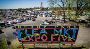 Everyone In Louisville Should Visit This Epic Flea Market At Least Once