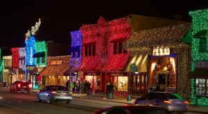 9 Magical Light Displays In Michigan That Will Simply Mesmerize You This Season