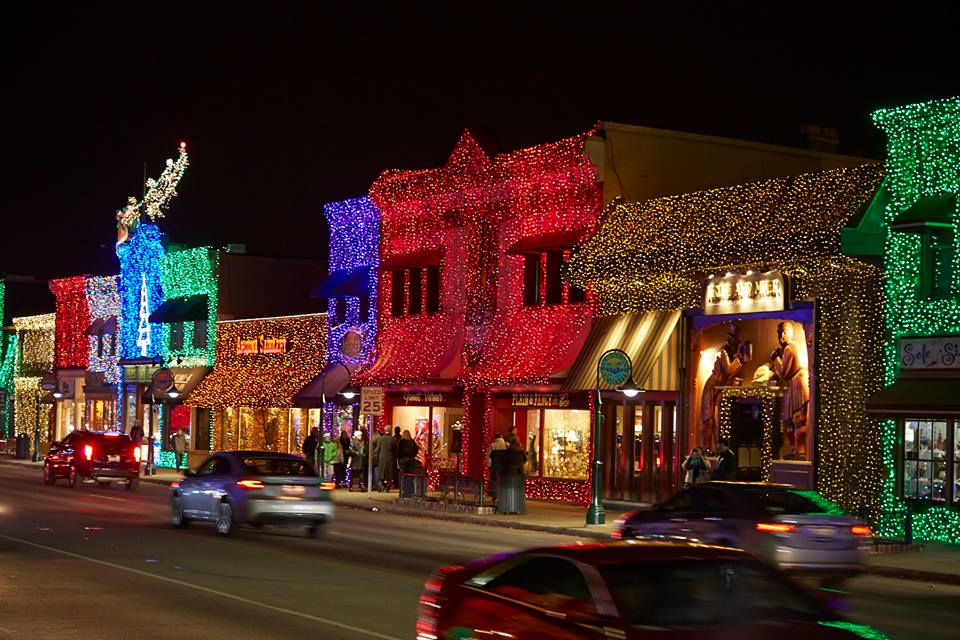 Houston Christmas Light Displays