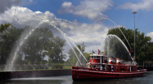 The World's Oldest Active Fireboat Is Right Here In Buffalo And You'll Want To Take A Tour