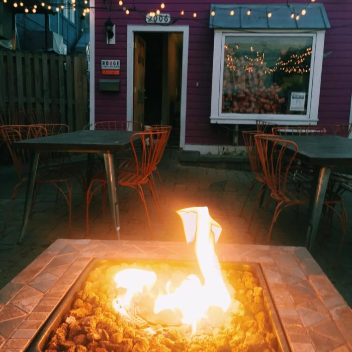 Evening Star Cafe Has The Best Fireside Seating In Virginia