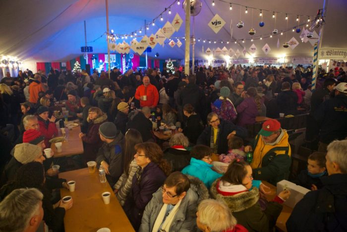 theres plenty of delicious german food for you to enjoy from pretzels to brats and so much more - Oconomowoc German Christmas Market