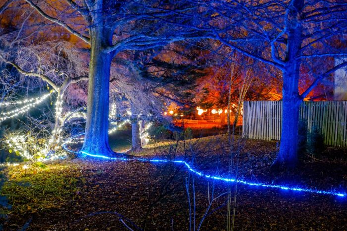 Illuminated London Town Is A Must Visit In Maryland This December