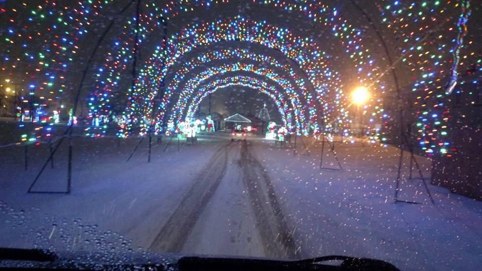 Festival Of Lights Is Best Winter Lights Display In Buffalo
