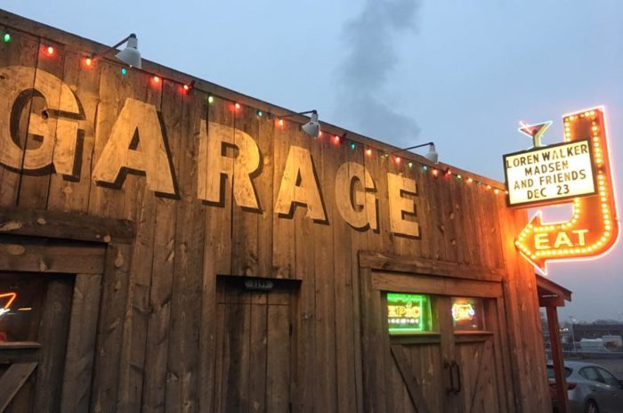 Visit Garage On Beck Monday Through Saturday From 11 AM To 1 AM; Sunday  From 10:30 AM To 1 AM.