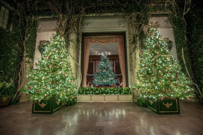 Longwood Gardens Is Gearing Up For The Launch Of Their Holiday Spectacular  Light Show And Display, Opening For The Season On November 23rd.