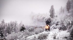 The North Pole Train Ride In Colorado That Will Take You On An Unforgettable Adventure