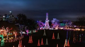 10 Magical Light Displays Around Austin That Will Simply Mesmerize You This Season