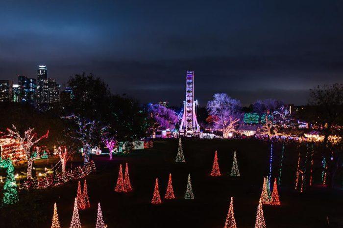 Austin Trail Of Lights Facebook