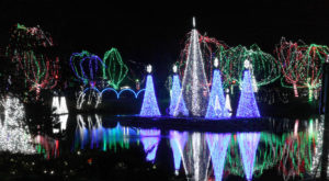 The Winter Walk In Columbus That Will Positively Enchant You