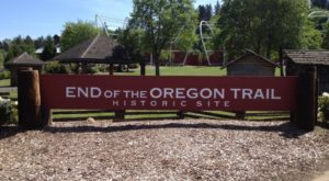 The End Of The Oregon Trail Is Just Minutes From Portland And You'll Want To Visit