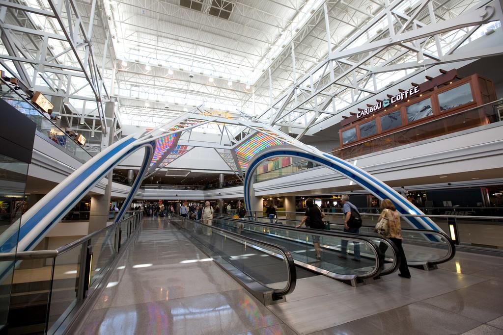 Denver International Airport Is An Influential Art Destination