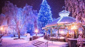 7 Places In Washington That Will Make You Feel As Though You've Entered A Winter Wonderland