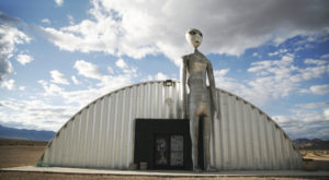 Most People Are Unaware Of The Remarkable History Of Nevada's Area 51