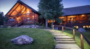 The Secluded Restaurant In Montana That Looks Straight Out Of A Storybook