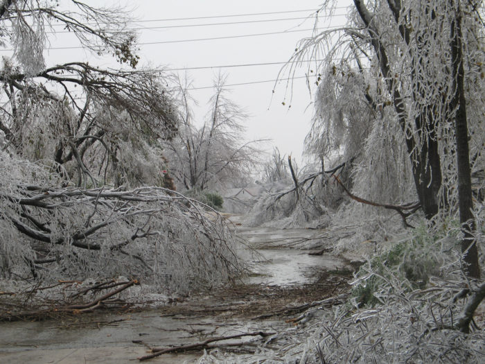 The Massive 2007 Ice Storm In Oklahoma Will Never Be Forgotten