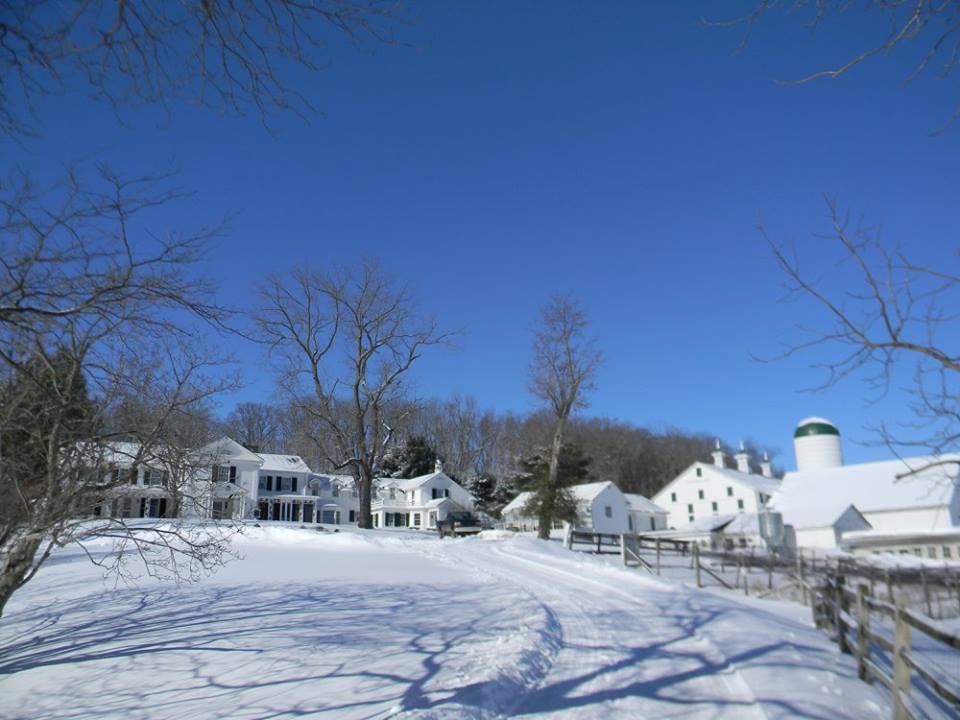 The Journey Indianapolis >> Malabar Farm is A Winter Wonderland Near Cleveland