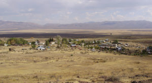 Visit This Most Remote Nevada Ghost Town For A Haunting Piece Of The Past