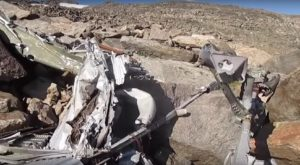 The Puzzling Details Of A 1943 Plane Crash In These Wyoming Mountains Are Still A Mystery Today