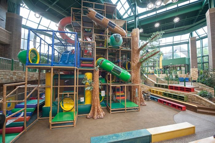 The Most Epic Indoor Playground In Minnesota Will Bring Out The ...