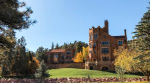 The Hidden Castle In Colorado That Almost No One Knows About