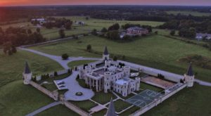 This Road Trip To The Most Majestic Castles Around Louisville Is Like Something From A Fairytale