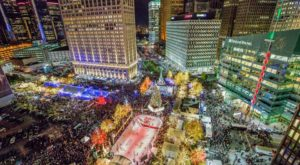 It's Not Christmas In Detroit Until You Do These 9 Enchanting Things