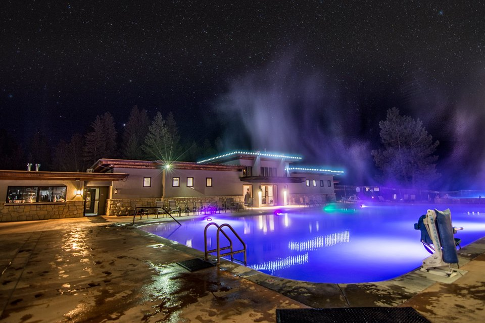 the springs is the most luxurious mountain hot spring in idaho