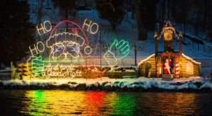 This Unique Wisconsin Holiday Light Tour Just Might Be Your New Favorite Tradition
