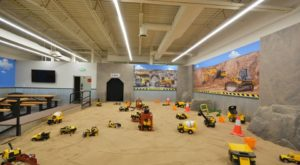 This Giant Indoor Sandbox In Colorado Is Sure To Bring Out The Kid In You