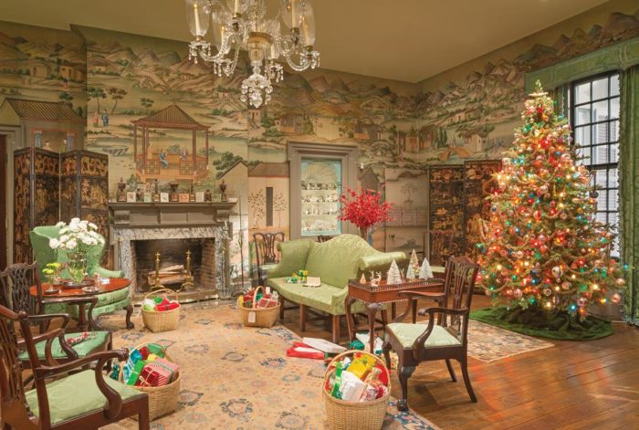 Old Fashion Christmas Trees