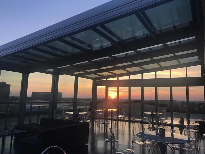 Juniper Is Columbus S Best Rooftop Restaurant