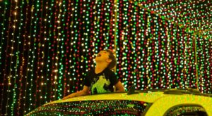 You Will Love The Dreamy Ride Through The Largest Drive-Thru Light Show In Arizona